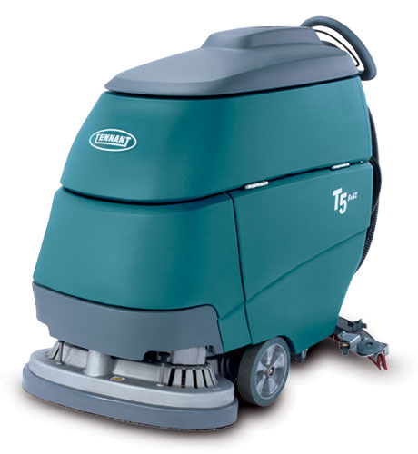 How we keep our storage clean and tidy for Floor cleaning machine